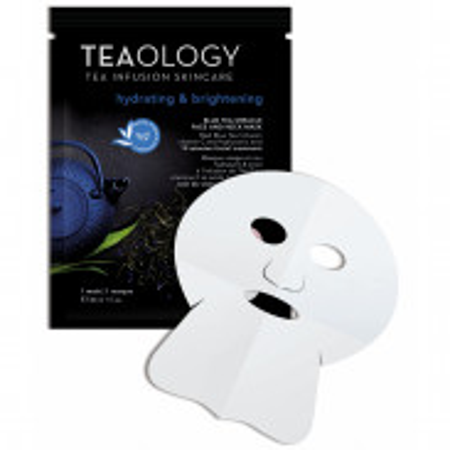 Teaology Blue Tea Miracle Face & Neck Mask 6x 30 ml