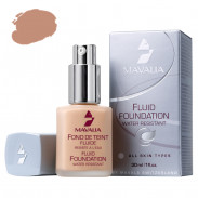 Mavala Fluid Foundation Hale/ Sonnengebräunt 30 ml