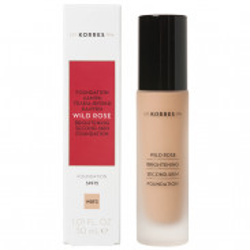 Korres Wild Rose Foundation WRF3 30 ml