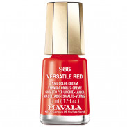 Mavala Nagellack Dash&Splash Color's Versatile Red