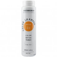 Rock Your Hair Love Your Colors Color Shampoo Beige 250 ml