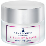 Sans Soucis Kissed by a Rose Nachtpflege 50 ml