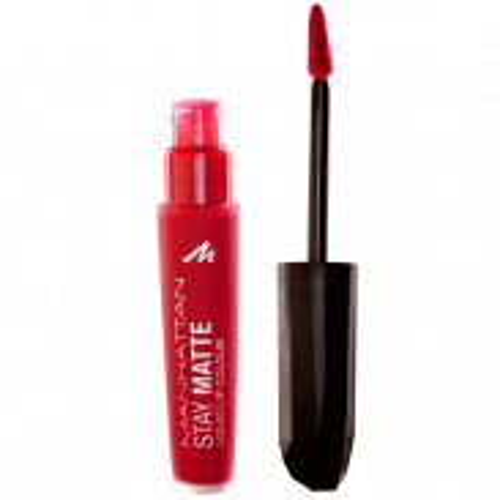Manhattan Stay Matte Liquid Lip Colour 500 Red-Y For Broadway 5,5 ml