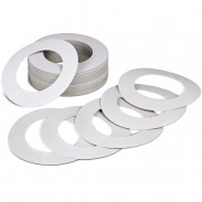 SALON CLASSICS Protective Paper Collar Rings 50 Stk.