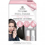 Alessandro ST2 Starter Kit French Striplac 2.0 Peel or Soak