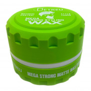Detreu Mega Strong Matt Wax Titan 140 ml