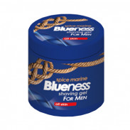 Morfose Blueness Rasiergel 500 ml