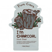 TonyMoly I'm Charcoal Mask Sheet 21 g