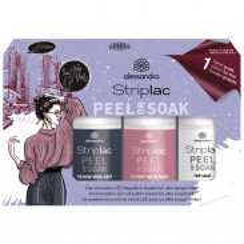 Alessandro Striplac Bestseller Set 3 x 5 ml