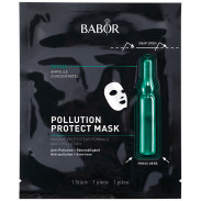 BABOR Ampoules Pollution Protect x Maske 1 Stk.