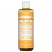 Dr. Bronner's 18-in-1 Naturseife Zitrus-Orange 240 ml
