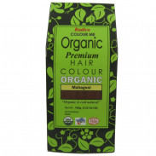 Radico Colour Me Organic Mahagony 100 g