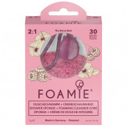 FOAMIE Duschschwamm - The Berry Best 72 g