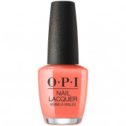 OPI Neon Collection Nail Laquer Orange You a Rock Star? 15 ml