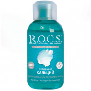 R.O.C.S. Mundwasser Active Calcium 400 ml