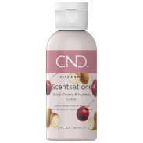 CND Hand & Bodylotion Scentsations BlackCherry & Muskatnuß 59 ml