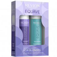 Revon Equave Detangling Set Blonde