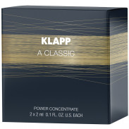 Klapp Cosmetics A Classic Power Concentrate 2 x 2 ml