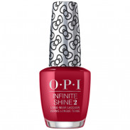 OPI Hello Kitty Collection Infinite Shine A Kiss on the Chìc 15 ml