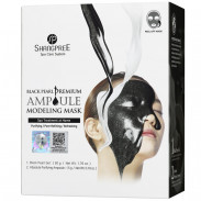 SHANGPREE Black Premium Ampoule Modeling Mask 105 g