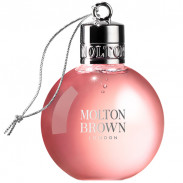 Molton Brown Delicious Rhubarb & Rose Festive Bauble 75 ml
