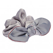 pieces by bonbon Elin Scrunchie grey