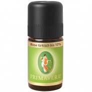 PRIMAVERA Rose türkisch Bio 10% 5 ml
