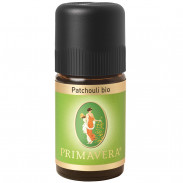 PRIMAVERA Patchouli Bio 5 ml