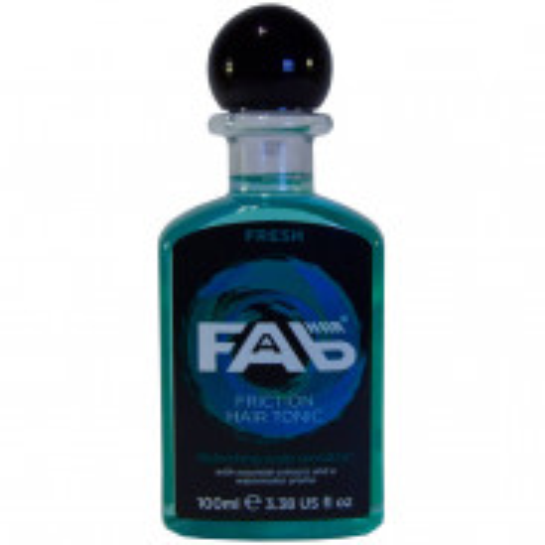 Fab Hair Friction Hair Tonic Fresh 100 ml