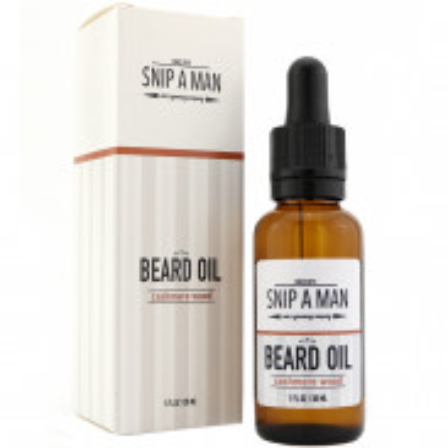 Snip A Man Beard Oil Cashmere Wood 30 ml