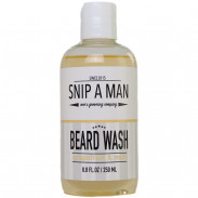 Snip A Man Beard Wash Grapefruit-Mint 250 ml