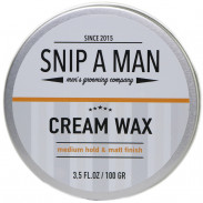 Snip A Man Cream Wax 100 g