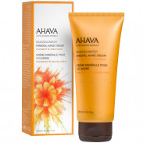 AHAVA Mineral Hand Cream Mandarin & Cedarwood 100 ml
