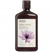 AHAVA Mineral Botanic Cream Wash Lotus-Kastanie 500 ml