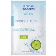 Hildegard Braukmann Body Care Lime Frischetücher 10er