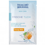 Hildegard Braukmann Body Care Orange Mint Frischetücher 10er