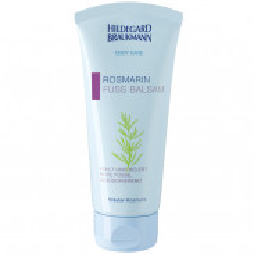Hildegard Braukmann Body Care Rosmarin Fußbalsam 100 ml