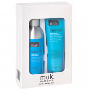muk Kinky muk Extra Hold Amplifier & Leave in Duo 200 ml & 200 ml