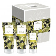 LaNature Geschenkbox Body Care Olive