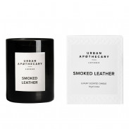 Urban Apothecary Luxury Boxed Glass Candle - Smoked Leather 70 g