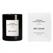 Urban Apothecary Luxury Boxed Glass Candle - Red Cedar 70 g