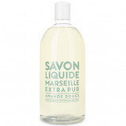 Compagnie de Provence Liquid Marseille Soap Sweet Almond 1000 ml