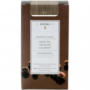 Korres Argan Oil Hair Colorant 7.1 Ash Blonde