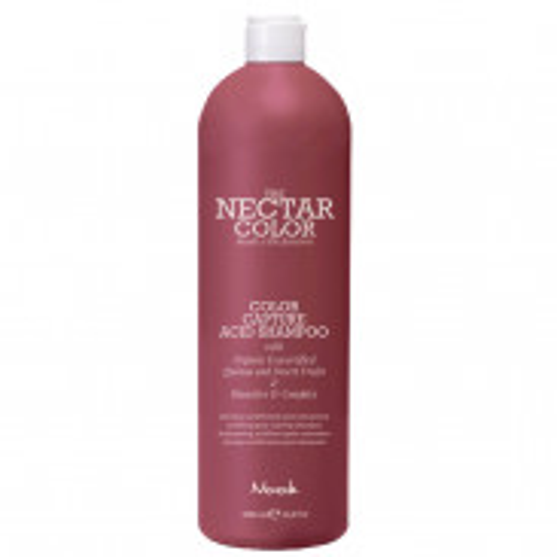 Nook Nectar Color Capture Acid Shampoo 1000 ml