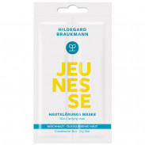 Hildegard Braukmann Jeunesse Hautklärungs Maske 14 ml