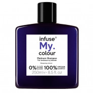 Infuse My. Colour Platinum Shampoo 250 ml