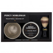 Percy Nobleman Traditional Shaving Kit