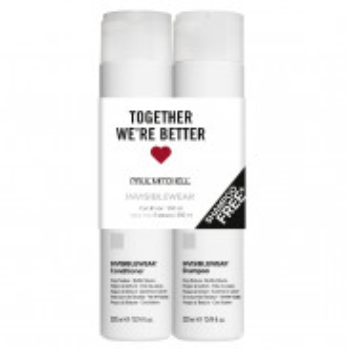 Paul Mitchell Invisiblewear Conditioner + free Shampoo