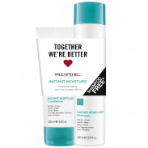 Paul Mitchell Instant Moisture Conditioner + free Shampoo