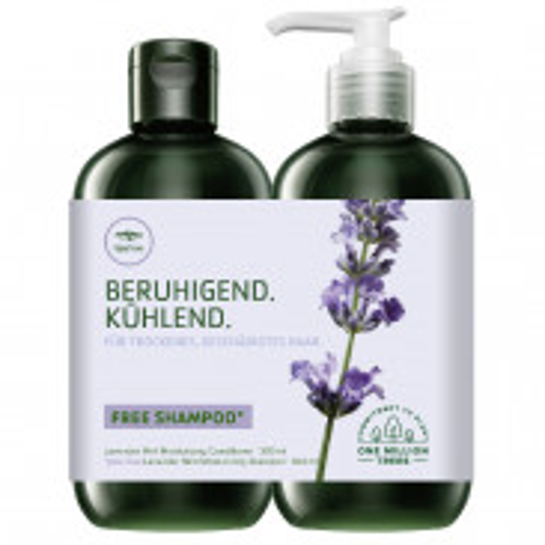 Paul Mitchell Tea Tree Lavender Mint Conditioner + free Shampoo
